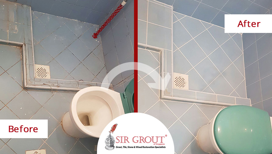RecordTime Service Learn How Our Tile And Grout Cleaners - Bathroom grout cleaning services