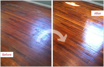 Sir Grout Singapore Wood Refinishing Sandless