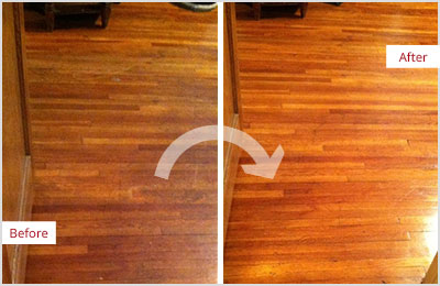 Sir Grout Singapore Sandless Wood Refinishing